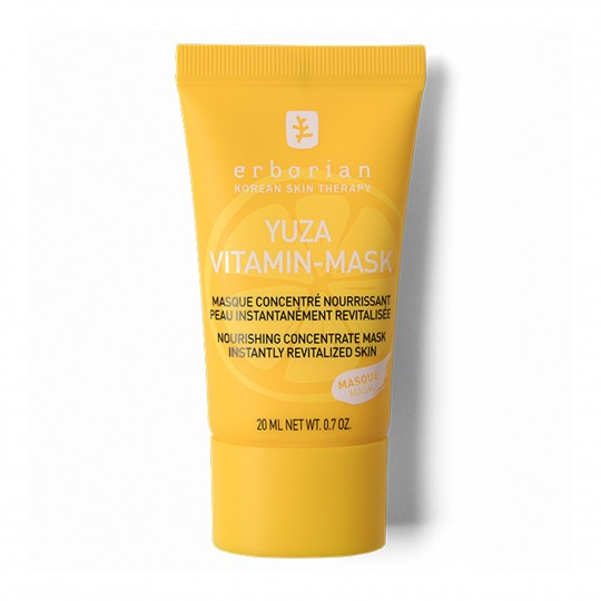 Yuza vitamiini supermask 20ml