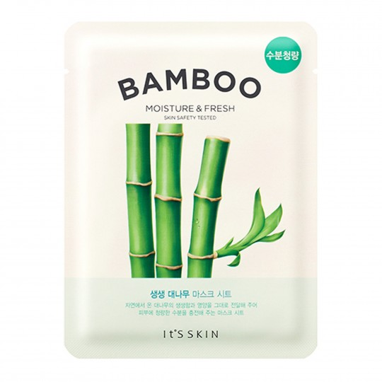 The Fresh niisutav ja värskust andev bambusemask 20ml