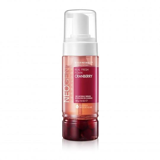 Puhastusvaht Neogen Dermalogy Real Fresh Foam - Cranberry 120g
