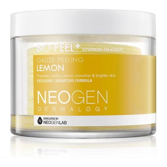 Koorimispadjakesed Neogen Dermalogy Bio-Peel Gauze Peeling - Lemon 200ml