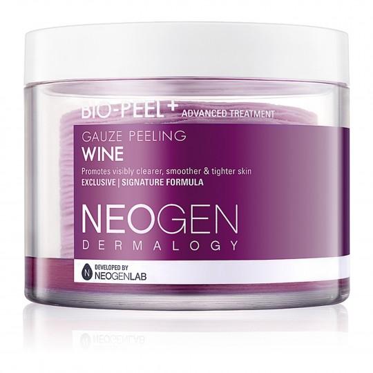 Koorimispadjakesed Neogen Dermalogy Bio-Peel Gauze Peeling - Wine 200ml