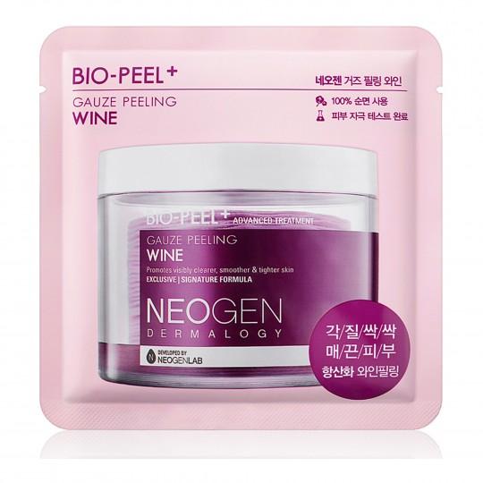 Koorimispadjake Neogen Dermalogy Bio-Peel Gauze Peeling - Wine 1 tk