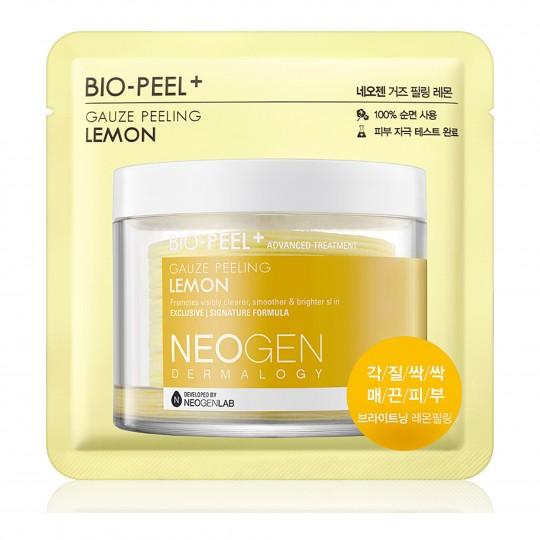 Koorimispadjake Neogen Dermalogy Bio-Peel Gauze Peeling - Lemon 1 tk