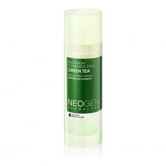 Puhastuspulk Neogen Dermalogy Real Fresh Cleansing Stick - Green Tea 80g