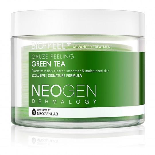 Koorimispadjakesed Neogen Dermalogy Bio-Peel Gauze Peeling - Green Tea 200ml