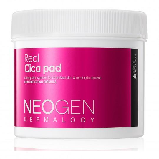 Immutatud toniseerivad padjakesed Neogen Dermalogy Real Cica Pad 150ml