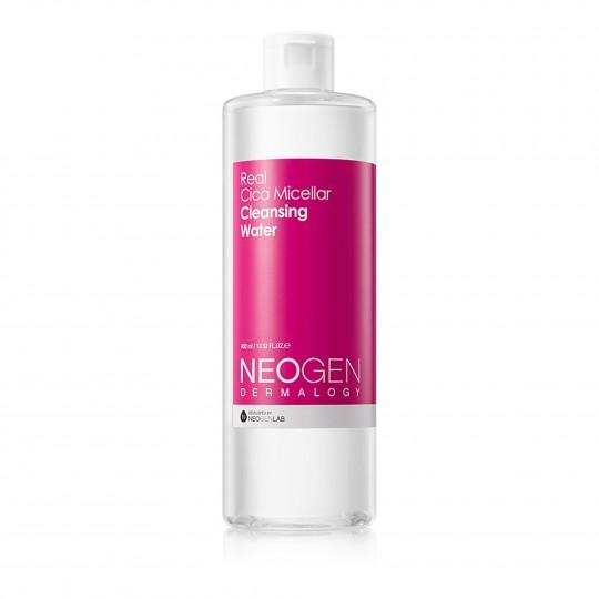 Mitsellaarvesi Neogen Dermalogy Real Cica Micellar Cleansing Water 400ml