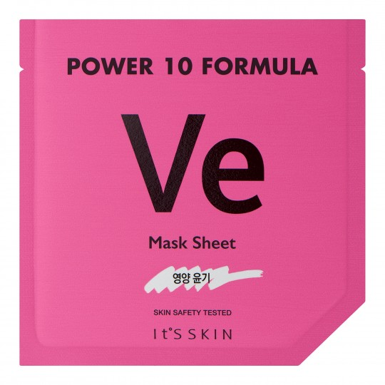 Power 10 toitaineid lisav E-vitamiini mask 25ml