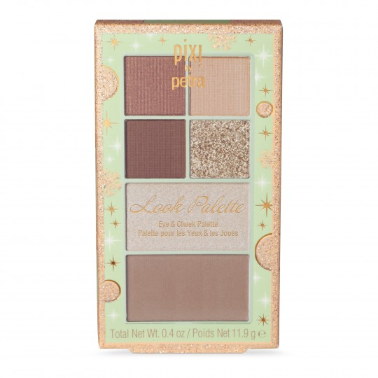 Look Palette jumestuspalett Golden Goddess
