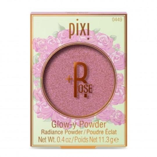 Sära andev põsepuna +ROSE Glow-y Powder 11,3g