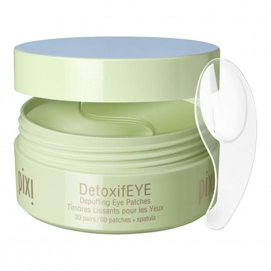 Turset vähendavad geelpadjad silmaümbrusele DetoxifEYE 30 paari