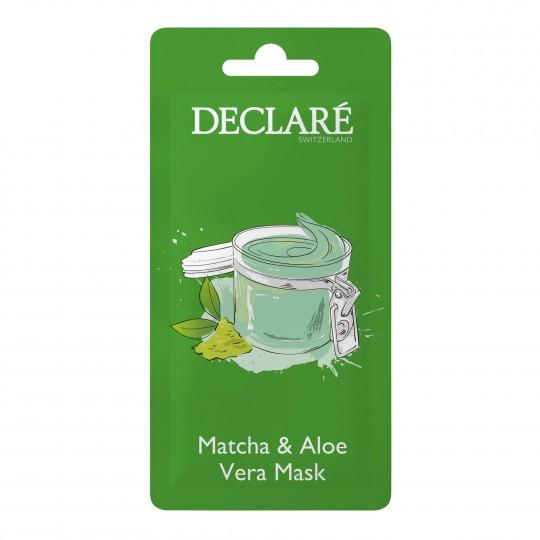Matcha & Aloe Vera mask 7ml