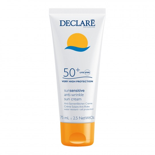 Anti-Wrinkle Sun Cream SPF 50 päikesekaitsekreem 75ml