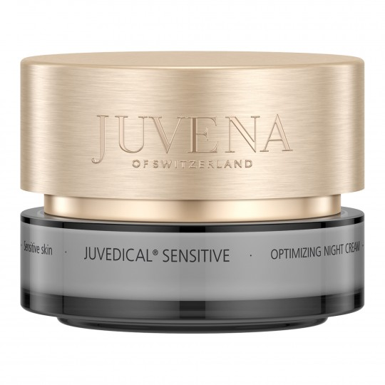 Juvedical Sensitive optimeeriv öökreem 50ml