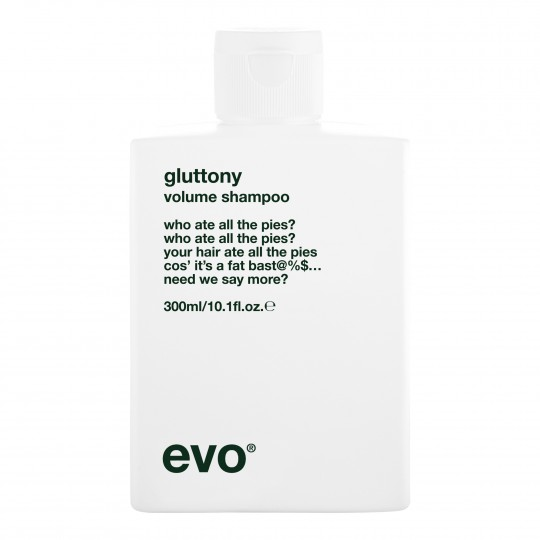 Gluttony Volume Shampoo volüümišampoon 300ml