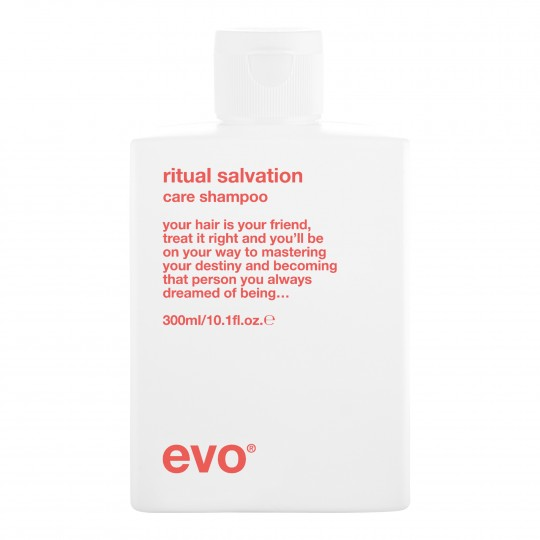 Ritual Salvation Repairing Shampoo värvitud juuste šampoon 300ml