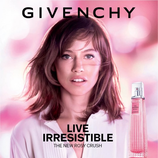 Vastupandamatu Givenchy Live Irresistible Rosy Crush