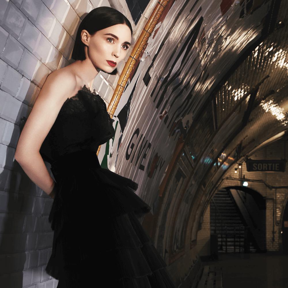 Givenchy_Rooney Mara