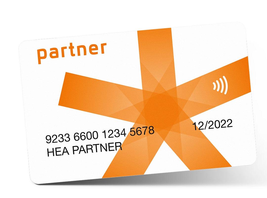 Partnerkaart